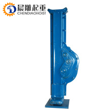 supplier car lift rolling jack lifting goods durable safe ratchet jacks made in China