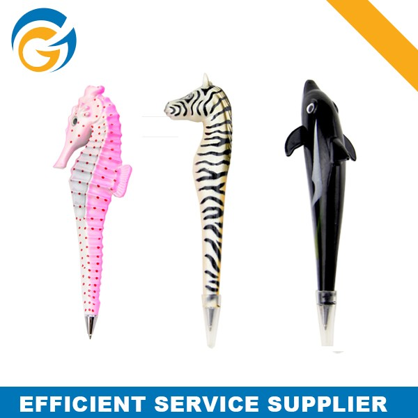 Fish Shaped Gift Novelty Pen with Logo