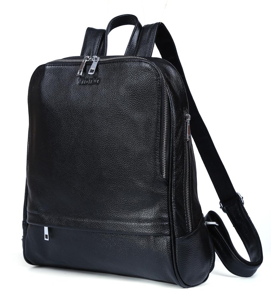 724451e94f ... Kids School Backpack Boys Girls Bookbag. 35.89. Tiding 2015 New Leather  Backpack Korean School Backpack For Boys Girls Fashion Black Backpack 3125