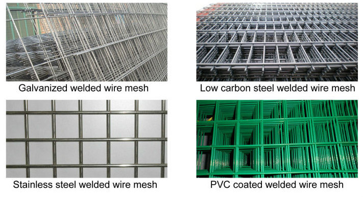 Weight Of Concrete Reinforce Wire Mesh Welded Mesh/brick Wall ...
