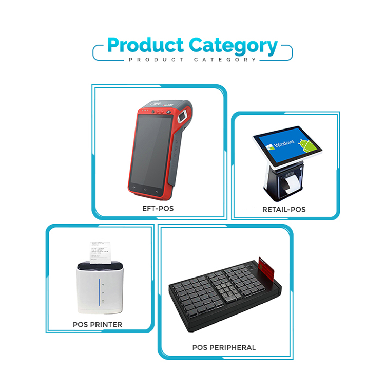 Electronic Biometric Fingerprint + Cards Reader Handheld Android Mobile Payment Terminal HCC-Z100