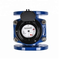 Ningbo water meter magnetic stop water counter meter