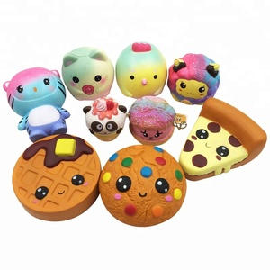 Squishy Kawaii Cute Jumbo Slow Rising Custom Kawaii Squishies Toy