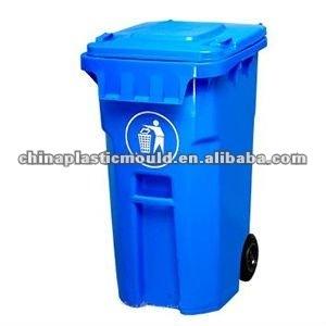 240l Plastic Outdoor Plastic Waste Bin Plastic Garbage Can