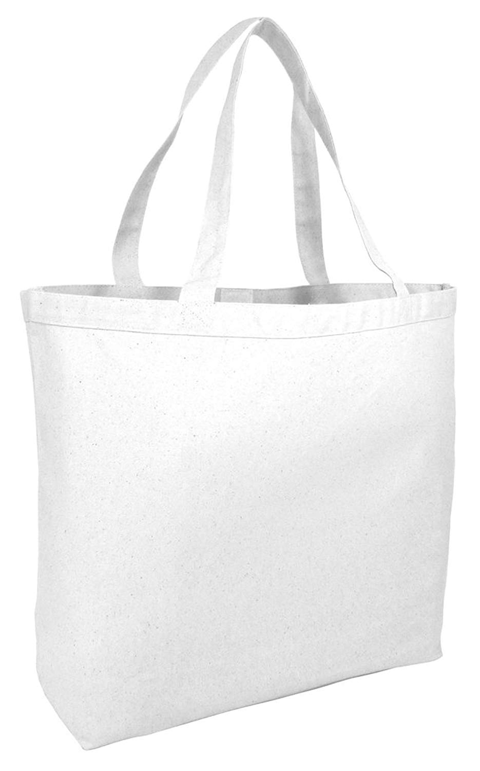 Get Quotations 12 Pack Large Heavy Canvas Tote Bags With Velcro Closure And Self Fabric Handles Whole
