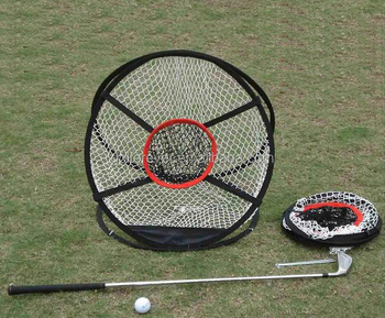 Golf chip netting voor indoor training
