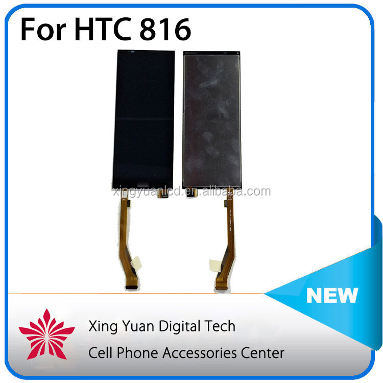 100% tested LCD For HTC 816 LCD Display With Touch Screen Digitizer Assembly No Dead Pixel No Dust