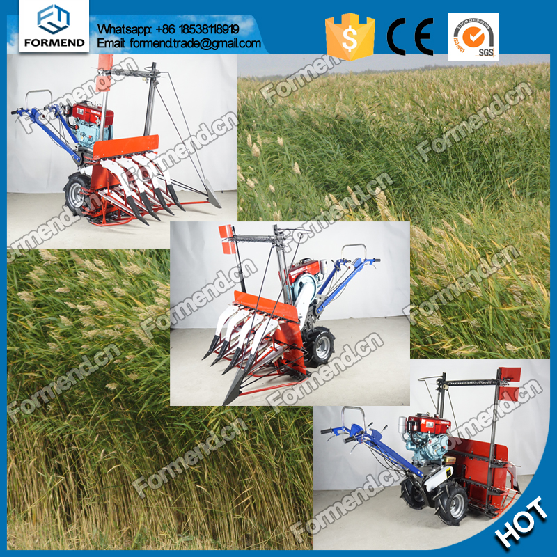 Farm working Sesame Stalk cutting machine/Sesame harvester Machine/Sesame Cutter