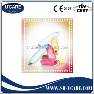 Low price promotional latex condom plant