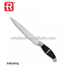 P3K401Q China Most Popular High Quality Products Stainless Steel Slicing Knife 8 Inch