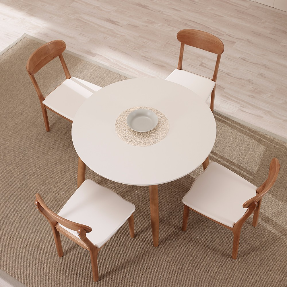 Home Furniture Dinner Table Wood Imported Round Wood Dining Table Buy Round Wood Dining Table