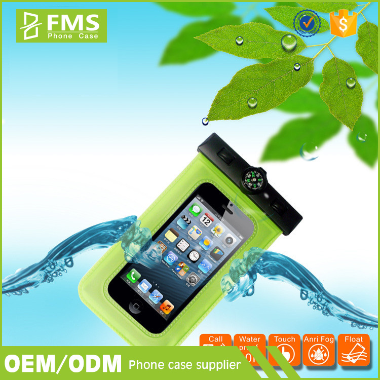 Wholesale Customized 2016 Printable Waterproof Cell Phone Case