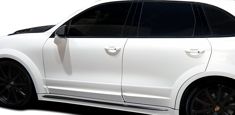 2011-2014 Porsche Cayenne AF-4 Wide Body Door Caps ( GFK ) - 4 Piece