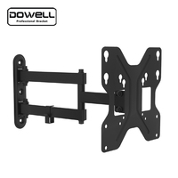 Cost Effective OEM available cable rotation tv wall mount