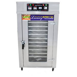 China Industrial Commercial Food Dehydrator/vegetable Fruit Drying Dryer Machine