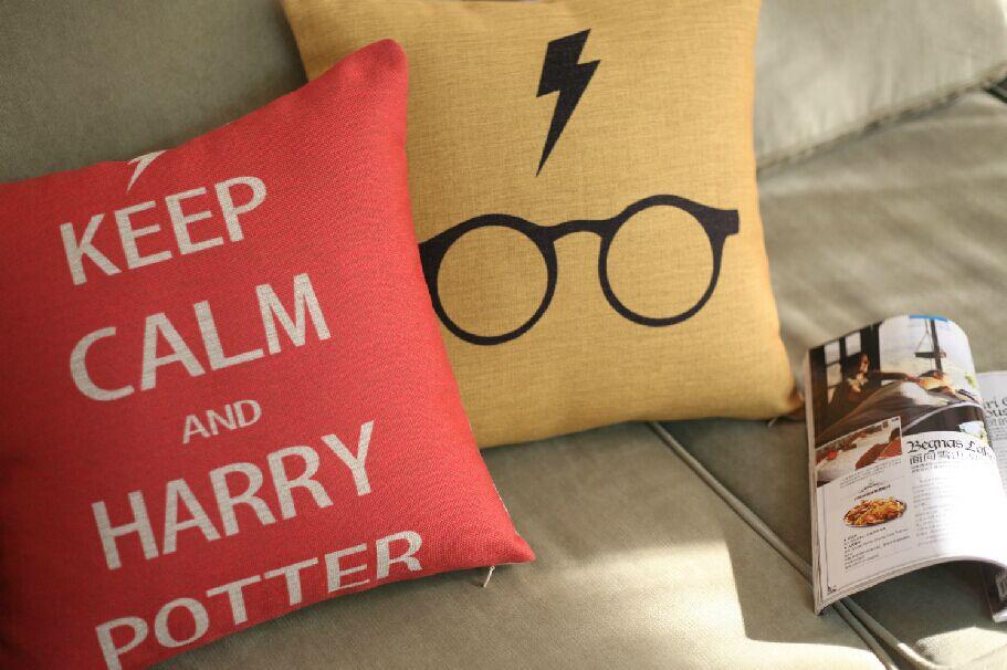 online kaufen gro handel harry potter kissen aus china harry potter kissen gro h ndler. Black Bedroom Furniture Sets. Home Design Ideas