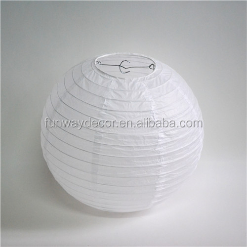 Chinese Round Hanging Paper Lanterns for Event Decoration Wedding Decoration Event Supplies