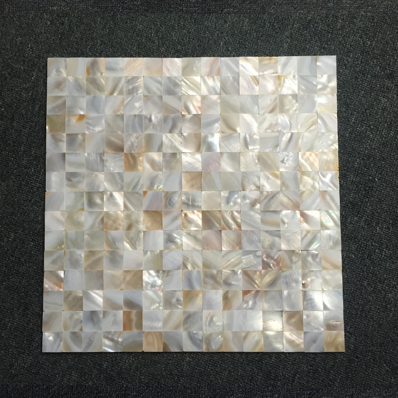 Low Price Mosaic Art Tiles In Kitchen Mother Of Pearl Wall Tiles