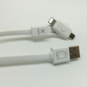 USB Power Charger Cable Lead 1M TPE Soft Data Cord