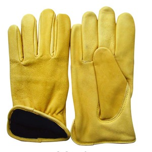 professional design fingerless leather gloves horse riding leather gloves gloves man leather