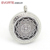 Hot Sale Hollow 30MM Silver 316L Stainless Steel Essential Oil Locket Necklace