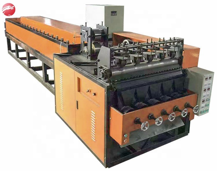 Factory direct sales  stainless steel scourer making machine