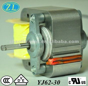 High Speed Electric Motor 220v Ac Blower Motor Two Speed Induction ...