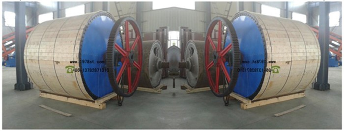 copy paper processing machinery dryer