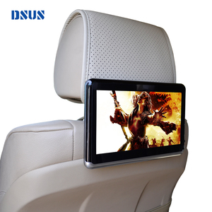 10'' DSUS 2017 CAR headrest DVD tablet for famous car