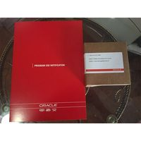 New original ORACLE DATEBASE PRO 10g/11g 1C Professional Software