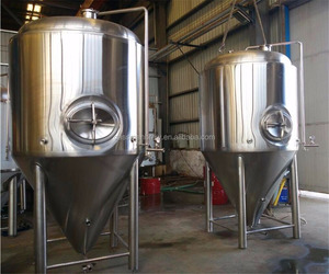 Red Copper Pub Microbrewery Equipment Small Beer Brewing
