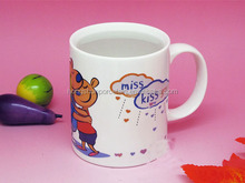 Dollar store orca coatings printing ceramic sublimation mug cup