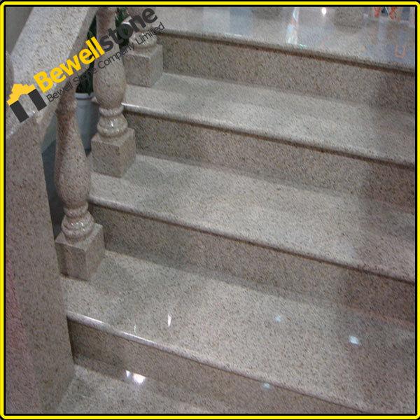 Beautiful G682 Chinese Popular Granite Exterior Stair Stone Outdoor