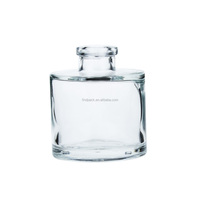50ml High Quality New Round Perfume Glass Bottle