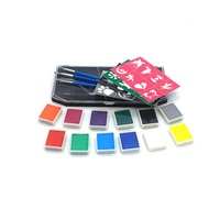 Non Toxic Face Painting Palette Water based face paint factory