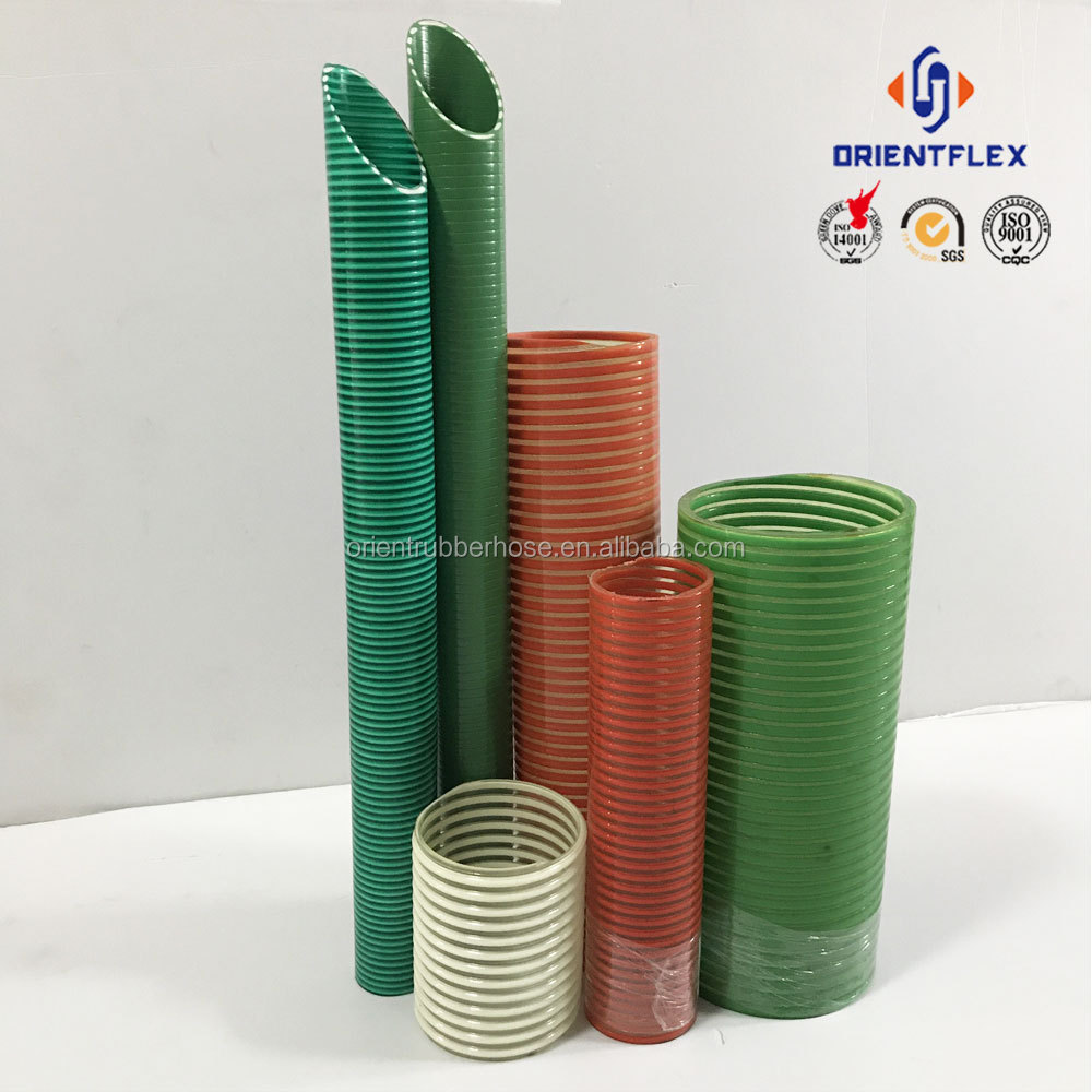 hot sale flex PVC corrugated hose for water