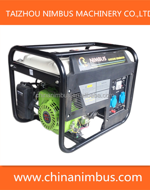 2.5kw-2,8kw 6.5kw small gasoline generator for sale Gasoline generator sets