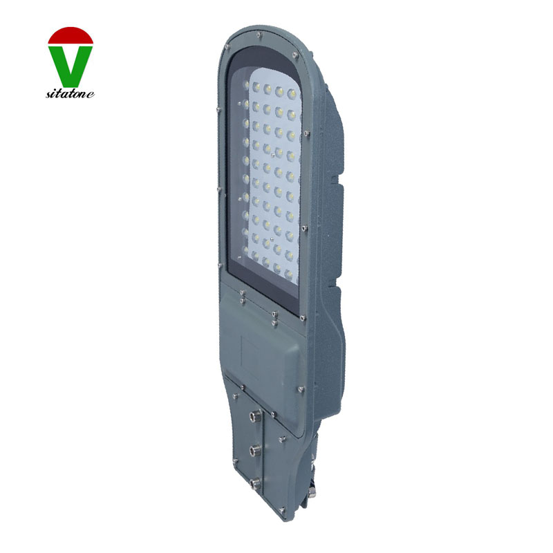 ac85-265v die casting aluminum 100 watt led street light SMD3030