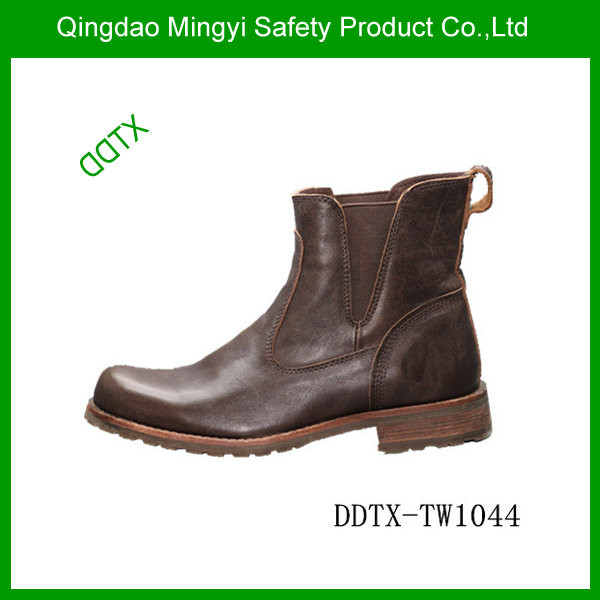 Men's casual shoes/leisure shoes/middle boots without lace