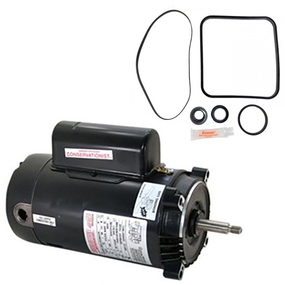 cheap ao smith pool pump motor parts diagram, find ao smith poolget quotations · hayward super pump 2 5 hp sp2621x25 replacement motor kit ao smith ust1252 w go