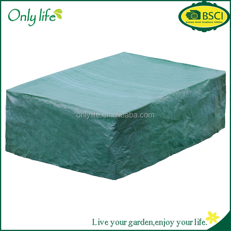 Onlylife factory selling Protective Cover for Garden Furniture - 250X200X80 CM 120gsm PE fabric - Premium Quality