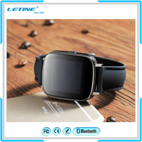 Online Shopping Fashion latest design cheap smart sim watch with waterproof bluetooth watch