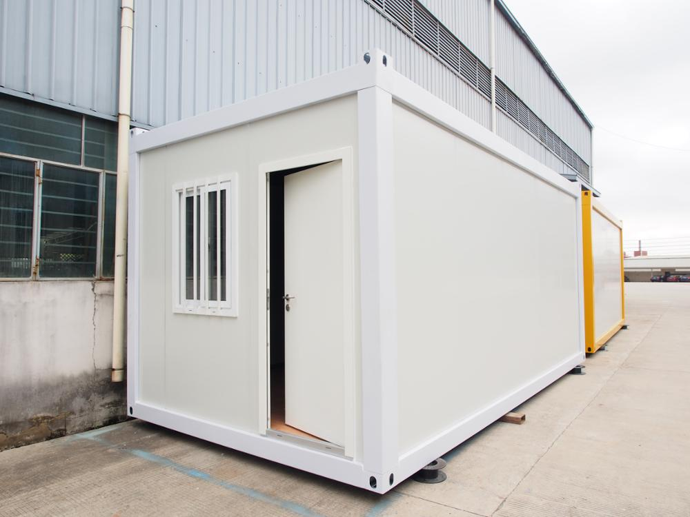 China prefab modular container house steel structure home supplier