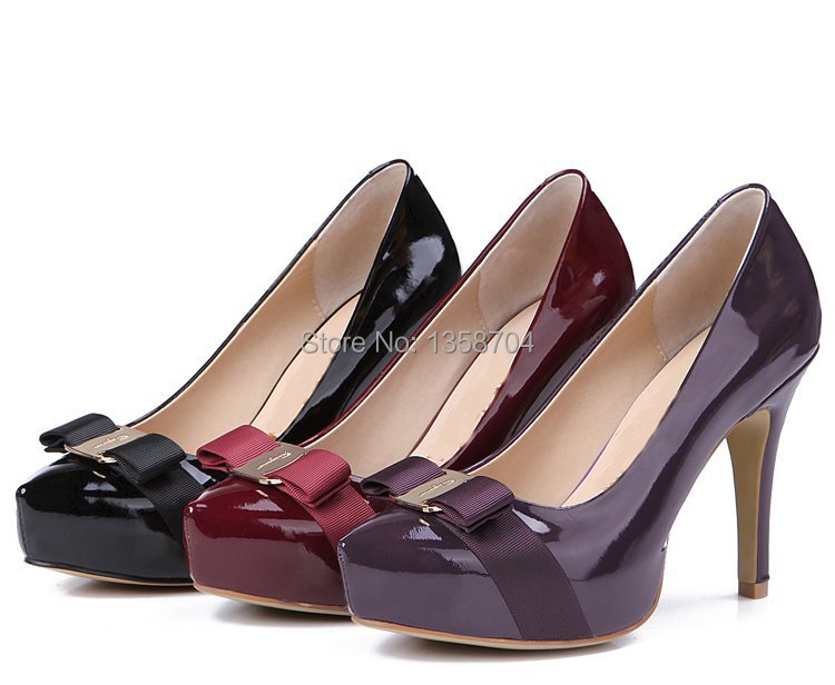 cbc6b84bf84 Get Quotations · hot sell 2014 red bottoms ladies pumps brand shoes sexy  heels wedding shoes women patent leather
