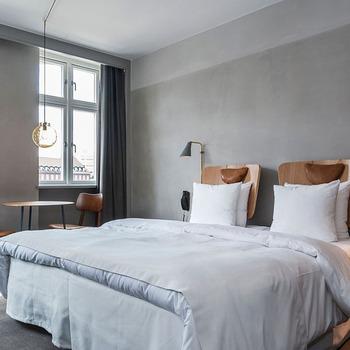 Luxury Classic Hotel Window Blackout Curtains