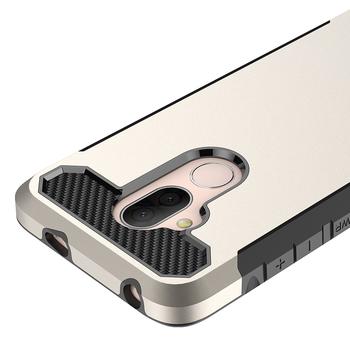Original Metropcs Phone Accessories 2 In 1 Pc Tpu Hybrid Case Phone Cover  For Alcatel 7 / Revvl 2 Plus - Buy Cover For Alcatel 7 / Revvl 2 Plus,Phone