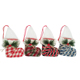 christmas boots decoration candy boot item christmas gift