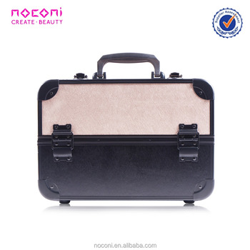 18bf742e6 2017 New Arrival Professional Black Cosmetic Case With Private Logo ...