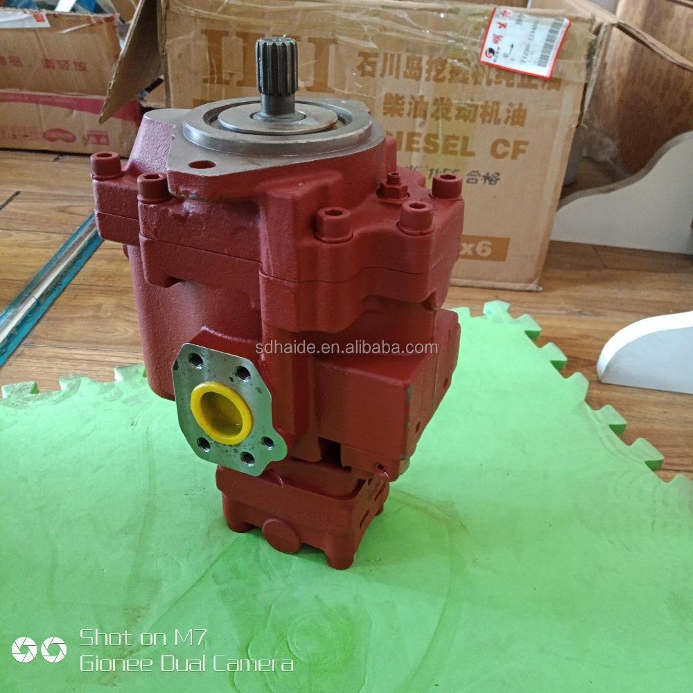 PC40 ZX40 EX40 YC35 основного насоса nachi PVD-2B-40 мини-экскаватор гидравлический насос