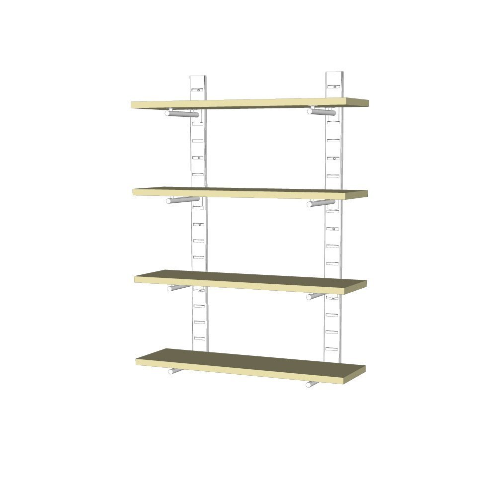 cheap office shelving. UDIZINE Modern Metal Shelving Unit - Wall Mounted Great Choice For Your Home \u0026 Office Cheap Y